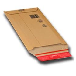 Sobre caja de cartón