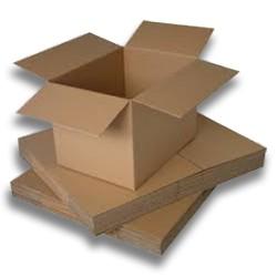 Caja Cartón, 300x300x300mm