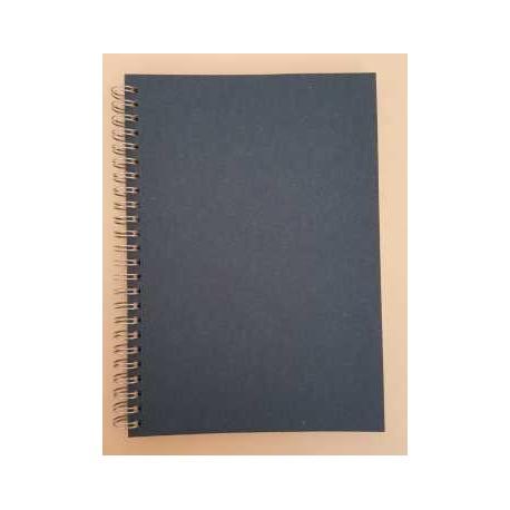 Cuaderno ecológico con espiral 'MilhojasEco' A5 (1ud)