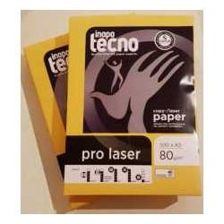 Papel ecológico ProLaser Blanco A3. 80 g/m2, 500 hojas. (1ud)