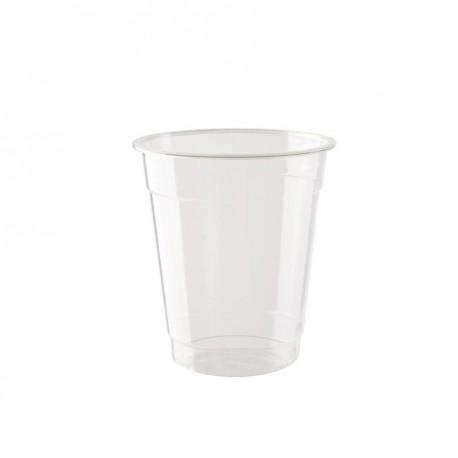 Vaso cartón blanco 200ml. (50 uds)