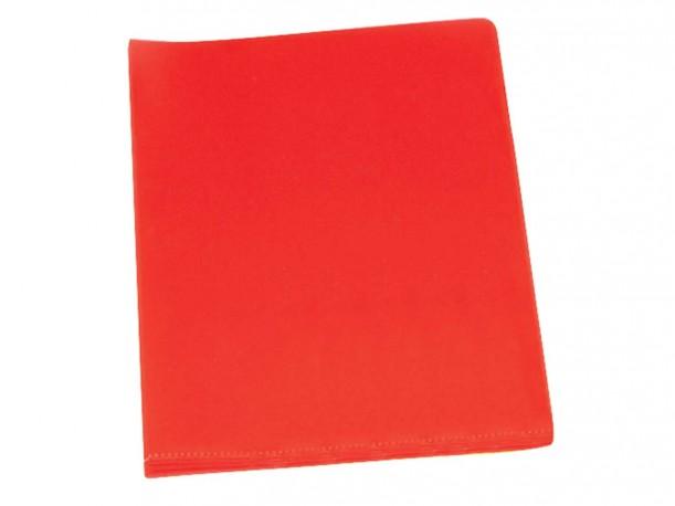 Dossier uñero transparente de colores (1ud)