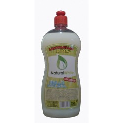 Lavavajillas a mano natural concentrado, 750ml