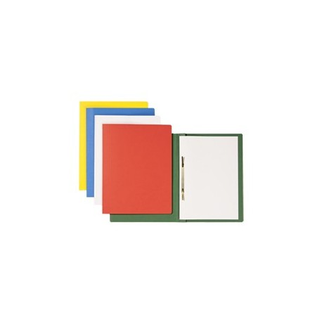Dossier reciclado con fástener, A4. (1ud)