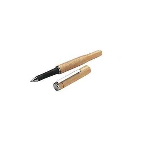 Bolígrafo Madera. (1ud)