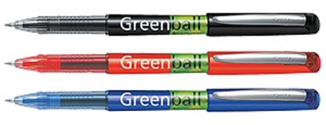 Bolígrafo de gel, reciclado. (1ud)