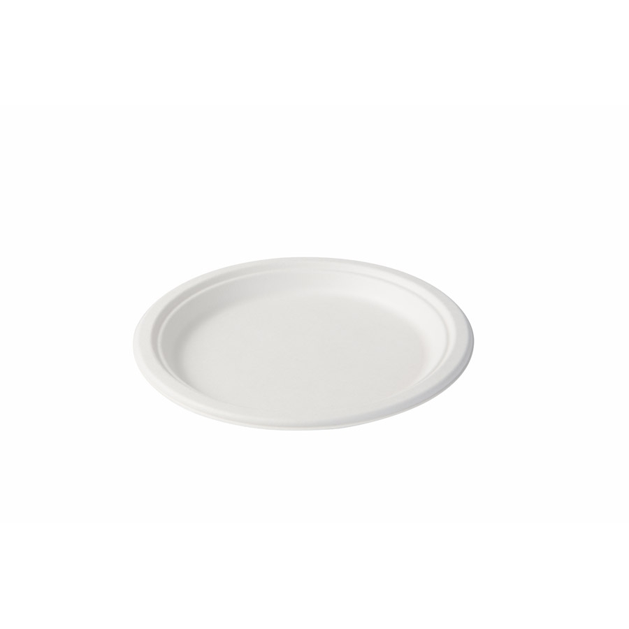 Plato Bagazo Blanco 18mm