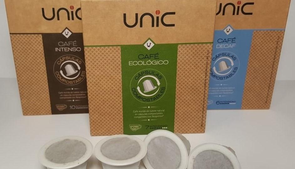 Cápsulas de café reciclables